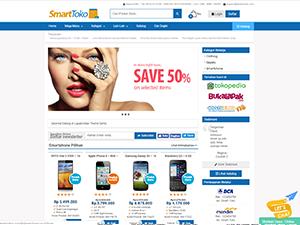 jasa website toko online thelapak-skin